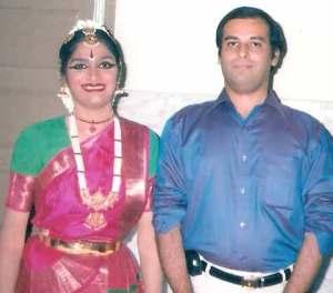 Manjari and Rajendra Kumar