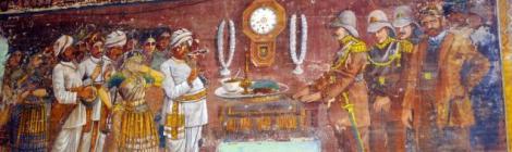 Konerirajapuram mural