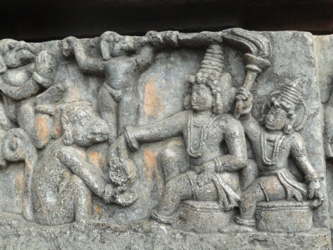Some historical snippets of BN - Part 7 - Messengers (दूत or தூது) in Dance