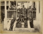 "Nautch girls, Bombay,"" by Taurines, c.1880's"