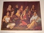 """Lady Musicians,"" by Raja Ravi Varma"