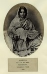 Wuzeerun, bazar woman, Sarahanpoor