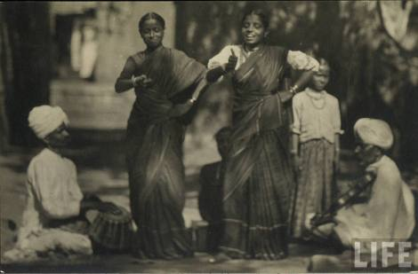 Undated and Unknown dancers (Image courtesy: LIFE)