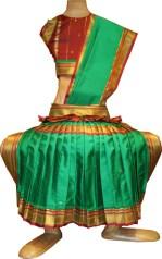 Bharatanatyam Chair Front