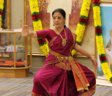 Door 2 Sanctuary for traditions - Ramaa's Deepavali puja performance at San Jose