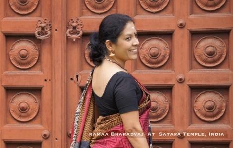 Ramaa Bharadvaj - Photo by Regina Jacob