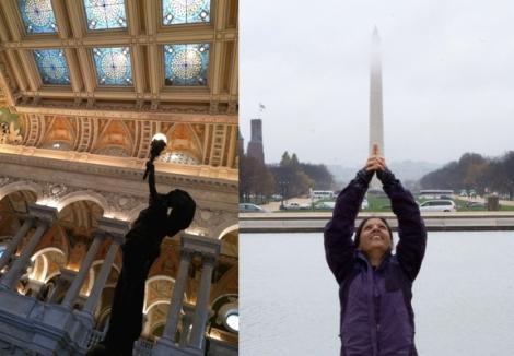 Astounding - Washington DC & Library of Congress - Photo by Siva Bharadvaj
