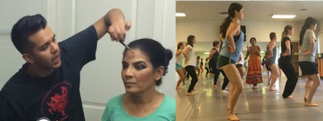 Lovely - Make-up tips & Materclass at Scripps
