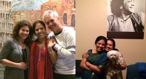 Rapturous - Daiquiri with pals & Vathal Kuzhambu joy with Sukanya